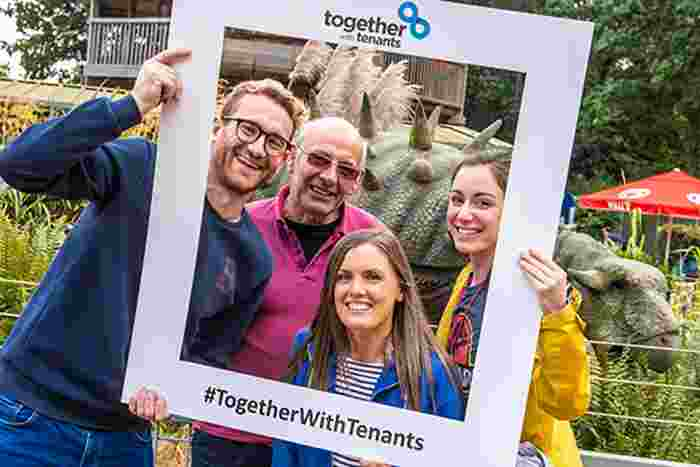 Together with tenants resident picture