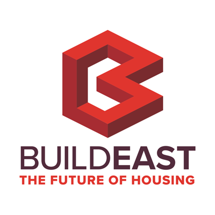 Build East logo