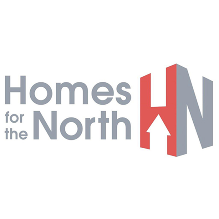 Homes for the north logo